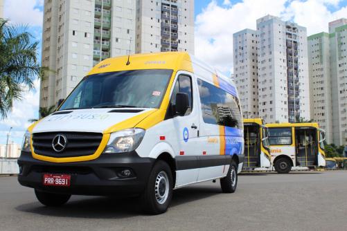 Transporte coletivo por meio de aplicativo chega ao Brasil