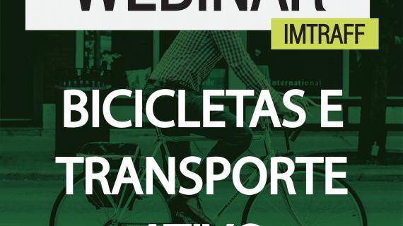Webinars – Bicicletas e Ciclovias